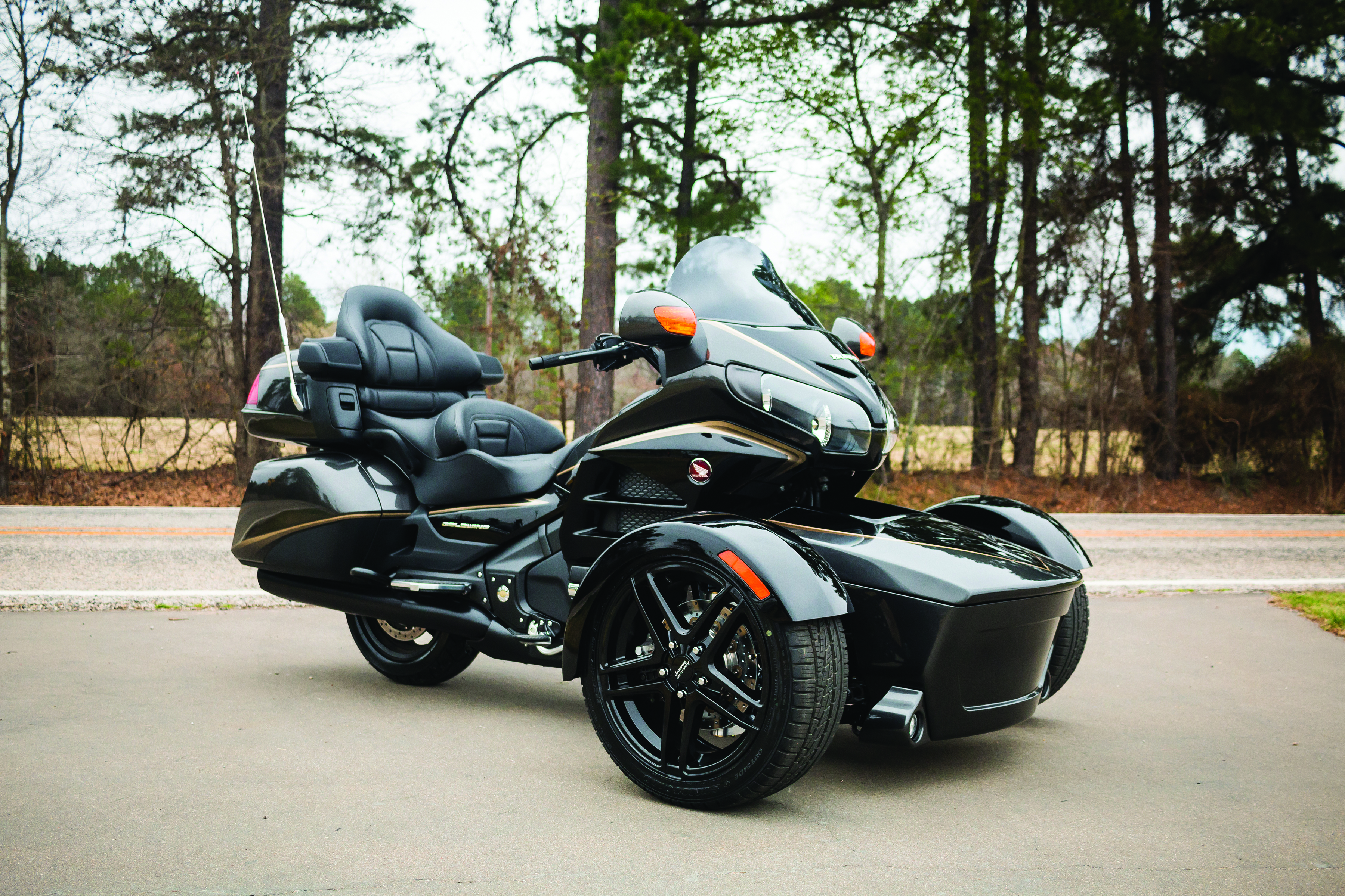 trike gl goldwing lot melbourne classic auctions sold auction late shannons conversion summer honda